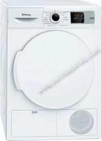 Secadora de condensacion Balay 3SB285B 8kg Blanca A