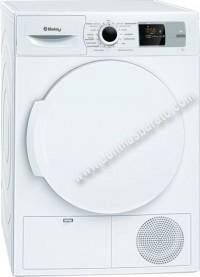 Secadora de condensación Balay 3SB286B 8kg Blanca A
