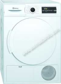 Secadora Balay 3SC385B 8kg Blanca Clase B