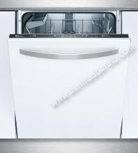 Lavavajillas Integrable Balay 3VF306NA Panel Negro 13 servicios A