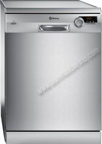 Lavavajillas Balay 3VS505IA Inox 13 servicios 60cm A