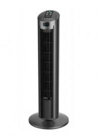 Ventilador de torre Taurus BABEL RC negro 3 velocidades