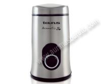 Molinillo de cafe Taurus Aromatic 150W Inox y negro