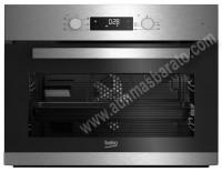 Horno Multifuncion compacto Beko BCE12300X Inox