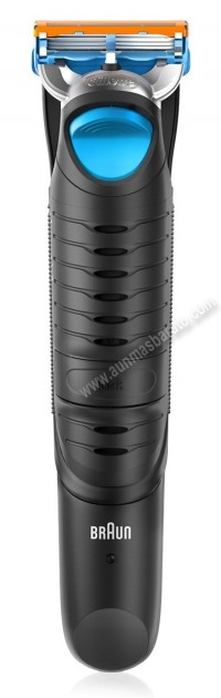 Recortadora corporal Braun BG5010 Negra Recargable