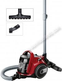 Aspirador sin bolsa Bosch BGC05AAA2 Rojo GS05