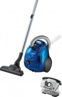 Aspirador con o sin bolsa Bosch BGL2UK438 Azul