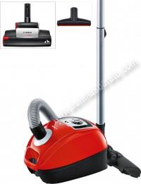 Aspirador con bolsa Bosch BGL4ZOOO Rojo GL40