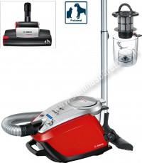 Aspirador sin bolsa Bosch BGS5335 Rojo