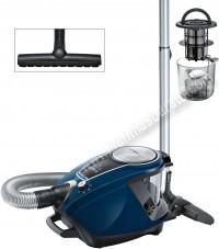 Aspirador sin bolsa Bosch BGS7RCL Relaxx x Ultimate Azul