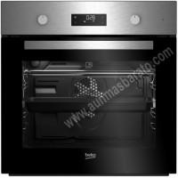 Horno multifuncion Pirolitico Beko BIM21302XP Inox 60cm