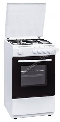 Cocina tradicional Corbero CC450BW Blanca 4 zonas Gas Butano