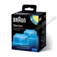 Recarga Braun CCR2 Clean Charge 2 unidades