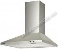 Campana decorativa Corbero CCSD6350PD Inox de 60cm