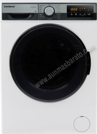 Lavadora Secadora Corbero CLSV961420T 9Kg 1400rpm Blanca