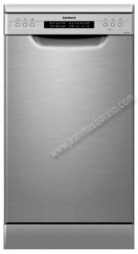 Lavavajillas Corbero CLVM456419X Inox antihuellas 10 servicios 45cm E