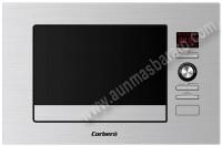 Microondas Integrable Corbero CMICP100 Inox 20L