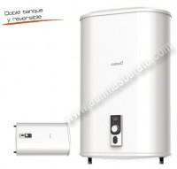 Termo Electrico Cata CTRS80REVSLIM Blanco 80L