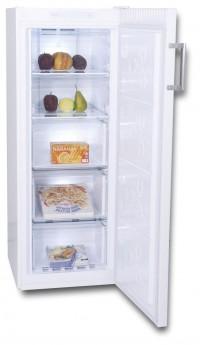 Congelador vertical Rommer CV121 Blanco 123cm