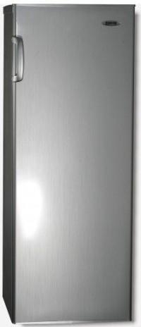 Congelador vertical Rommer CVM147NF NoFrost Inox 144cm