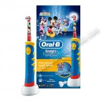 Cepillo de dientes electrico Braun OralB D12 Stages Mickey