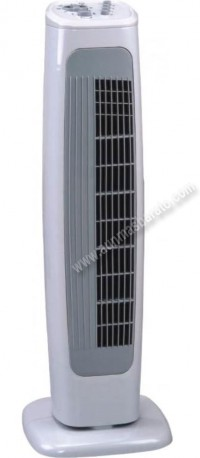 Ventilador de torre Daiichi DAI435 Blanco 3 velocidades