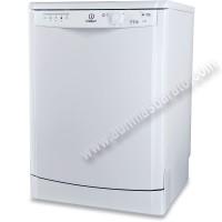 Lavavajillas Indesit DFG15B10EU Blanco 13 servicios 60cm A