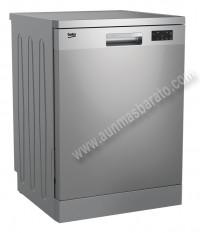 Lavavajillas Beko DFN16420X Inox antihuellas 14 servicios 60cm A