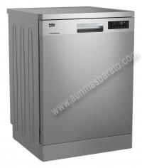 Lavavajillas Beko DFN26420X Inox 14 servicios 60cm A