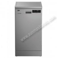 Lavavajillas Beko DFS28021X Inox antihuellas 10 servicios 45cm A