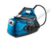 Centro de planchado Rowenta DG9222F0 Negro y azul
