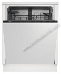 Lavavajillas Integrable Beko DIN26410 14 servicios 60cm A