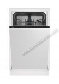 Lavavajillas Integrable Beko DIS25011 10 servicios 45cm A