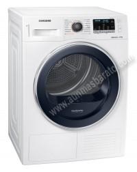 Secadora Samsung DV80M5010QW 8Kg Blanca