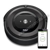 Robot aspirador iRobot Roomba E5158 negro