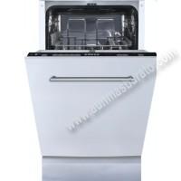 Lavavajillas Integrable Edesa EDB4590I 9 servicios 45cm A