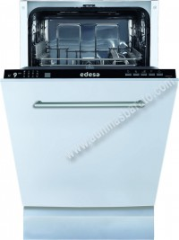 Lavavajillas Integrable Edesa EDB4692I 9 servicios 45cm A