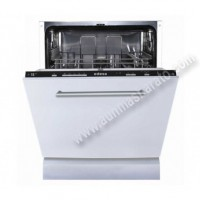 Lavavajillas Integrable Edesa EDB6021I 12 servicios 60cm A