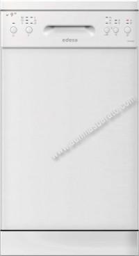 Lavavajillas Edesa EDW4591WH Blanco 9 servicios 45cm A