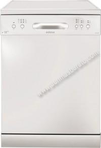 Lavavajillas Edesa EDW6021WH Blanco 12 servicios 60cm A