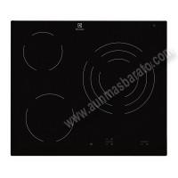 Vitroceramica Electrolux EHF6232IOK 60cm 3 zonas