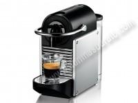 Cafetera Nespresso Automatica EN125S PIXIE Silver