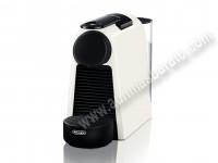 Cafetera Nespresso Delonghi EN85W Essenza mini Blanca