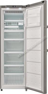 Congelador vertical Edesa EZS1822NFEX NoFrost Inox 185cm A
