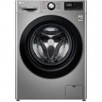 Lavadora LG F4WV3008S6S 8Kg 1400rpm Inox A