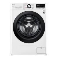 Lavadora LG F4WV3008S6W 8Kg 1400rpm Blanca