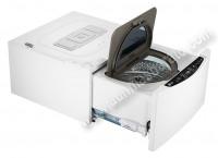 Lavadora TWINWash™ Mini LG F8K5XN3 2Kg 700rpm Blanca