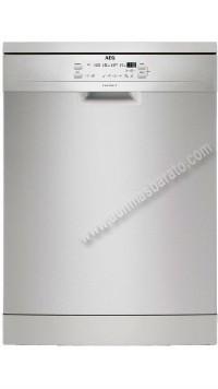 Lavavajillas AEG FFB53650ZM Inox 13 servicios 60cm A