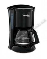 Cafetera de goteo Moulinex FG152832 Principio 6 tazas Negra