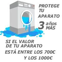 Extensión 3 AÑOS GARANTÍA APARATOS DE HASTA 1000